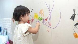 Ezt a kérdést soha ne tedd fel, amikor a gyereked rajzol