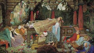 Kannibalizmus, nemi erőszak, ogre királyné: a Csipkerózsika eredeti története