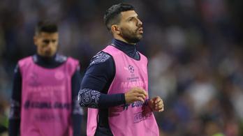 Most már hivatalos: Agüero a Barca játékosa