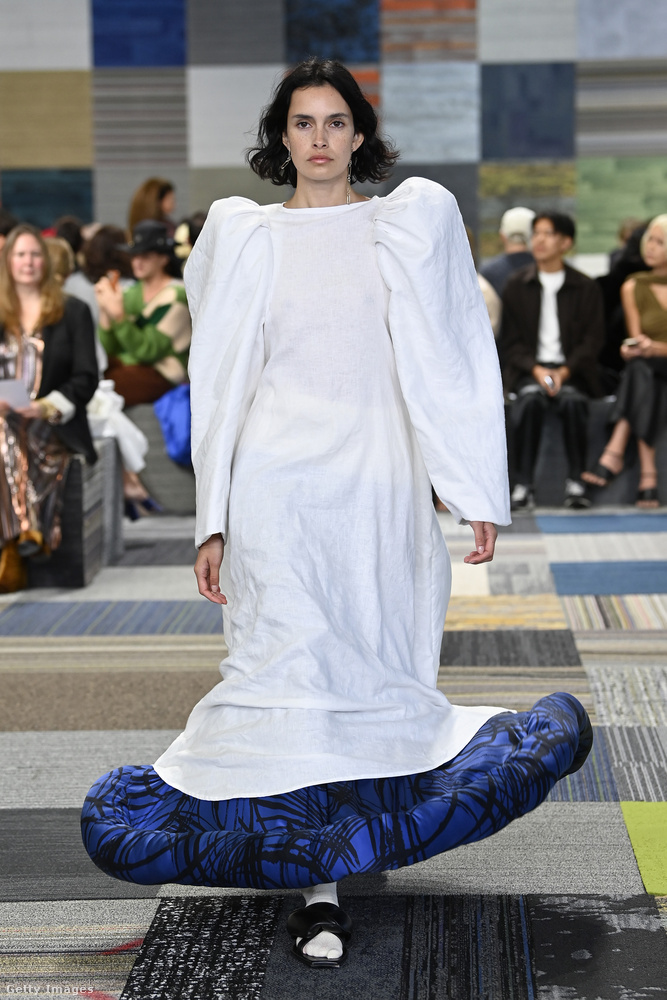 Úgy tűnik, a kotonfazonú ruha nagy sláger lesz a 2022-es ausztrál divatban.