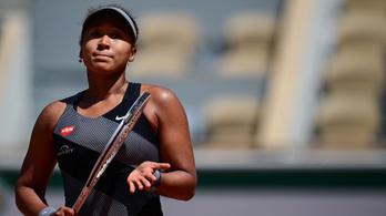 Botrány a Roland Garroson, visszalépett a második kiemelt