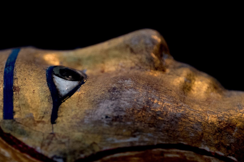 A világ első várandós múmiája került elő a szarkofágból: az egyiptomi nőt sokáig férfinak hitték