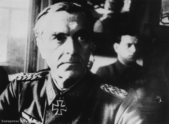 Paulus Marsall, a 6. német hadsereg parancsnoka