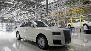 Beindult a Putyin-limuzin sorozatgyártása