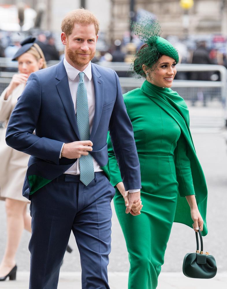 Harry herceg és Meghan Markle idén februárban hivatalosan is jelezték II