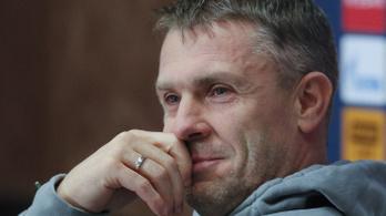 Visszautasíthatatlan ajánlatot kapott Szerhij Rebrov
