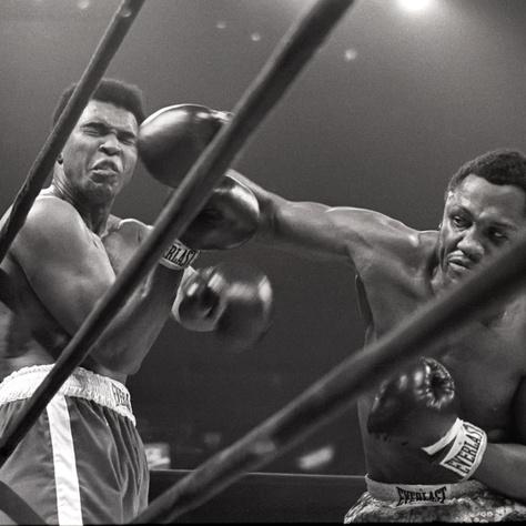 A vereség Ali makulátlan rekordjába került