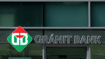 Növekedésben a Gránit Bank