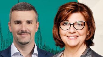 Hajrá, Zsóka! – a Jobbik Gy. Németh Erzsébetet támogatja Újbudán
