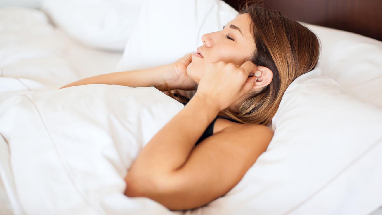 füldugó alvás nyitó