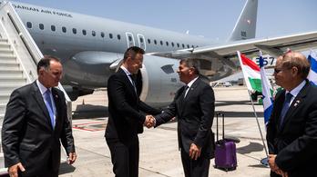 Szijjártó Péter: Magyarország óvóhelyeket készít Izraelnek