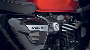 Erősebb lett az Euro 5-ös Speed Twin