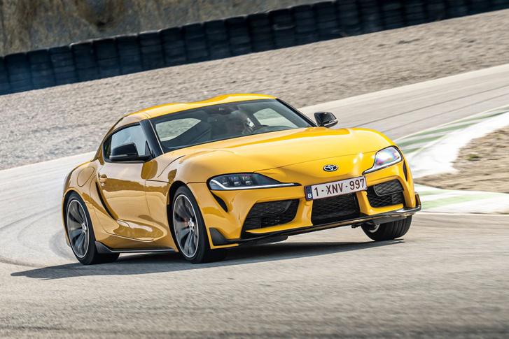 Jobb, mint az eredetije. Legalábbis jobb vezetni a Toyota GR Suprát, mint az alapjául szolgáló BMW Z4-est