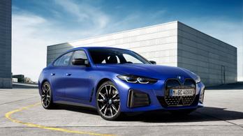 Minden, amit tudni érdemes a BMW i4-ről