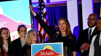 Elsöprő győzelmet arattak a demokraták Új Mexikóban