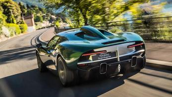Arese RH95: ez is Ferrari, csak elegánsabb