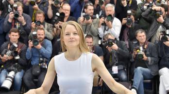 Életműdíjat kap Jodie Foster Cannes-ban