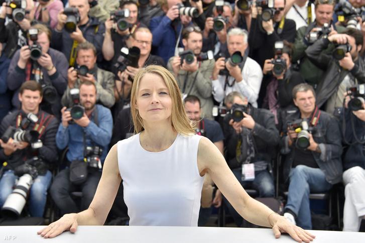 Az amerikai színésznő a 2016-os fesztiválon