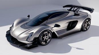 Már a szériamodellt is megmutatták a Czinger sportkocsiból