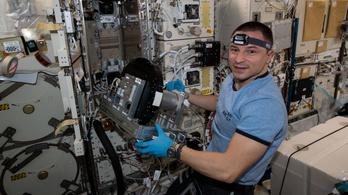 Űrben nyomtatott szervekben a transzplantáció jövője