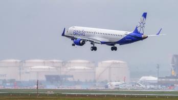 Járatai több mint kétharmadát törölte a Belavia belarusz légitársaság
