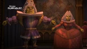 Filmvadász: Hányadik Shrek-filmből van a kép?