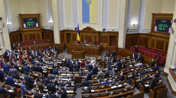 Magyarul szólt be az ellenzéki politikus az ukrán parlamentben