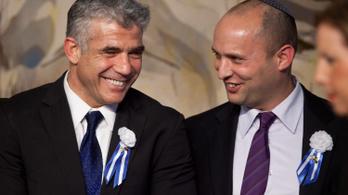 Megvan a Benjamin Netanjahu nélküli izraeli kormány