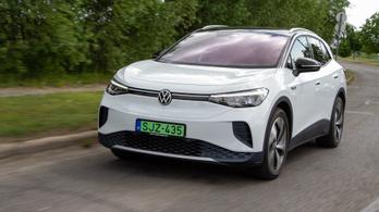Teszt: Volkswagen ID.4 1st Edition – 2021.