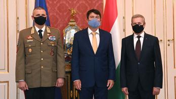 Kinevezték a Magyar Honvédség új parancsnokát