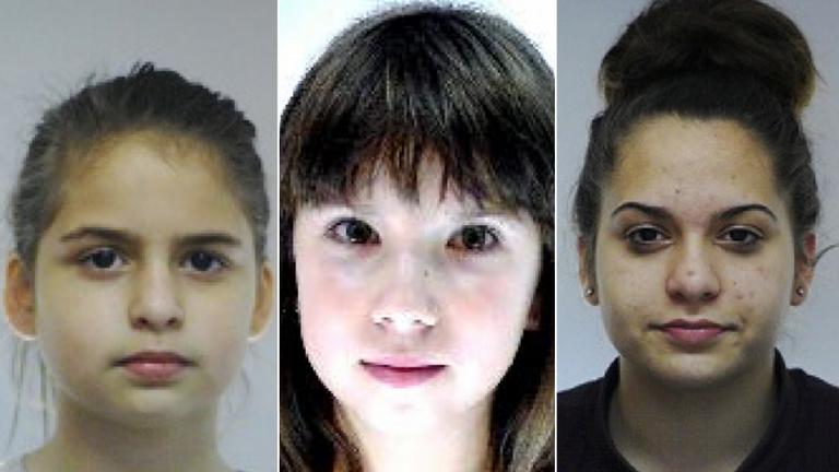 Három kiskorú lány tűnt el Józsefvárosban, rendőrök keresik őket