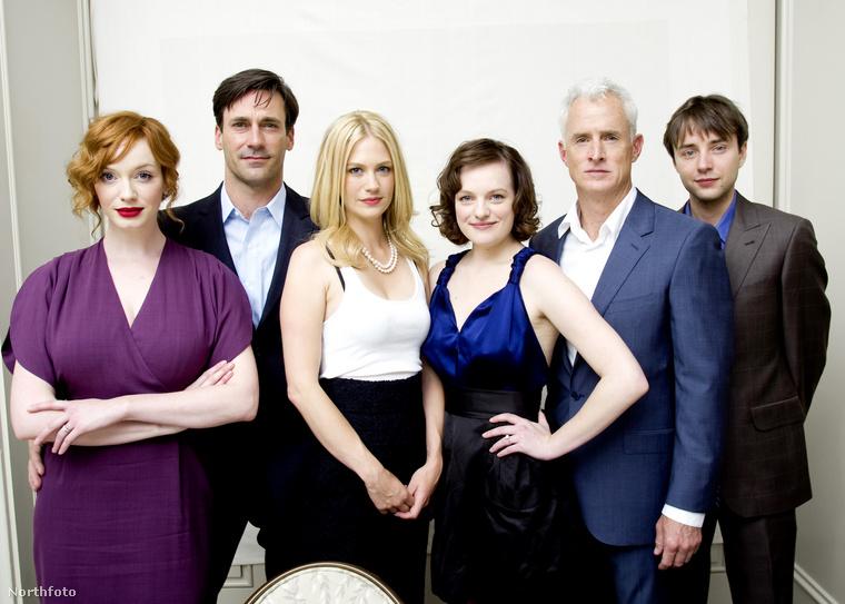 A sorozat csak Emmy-díjból begyűjtött 16-ot, és 122 egyéb elismerést kapott