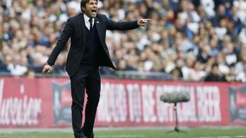 Az Intert elhagyó Conte visszatérhet Londonba