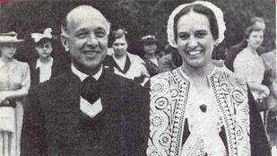 A Horthy-család nőtagjai is nála vásároltak ruhát, de a holokauszt idején zsidókat bújtatott