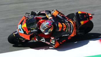 Remy Gardner 2022-ben már a MotoGP-ben fog menni