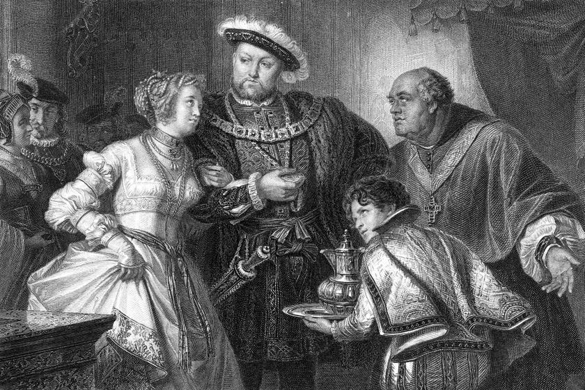 8 kérdéses kvíz VIII. Henrikről: hányadik felesége volt Boleyn Anna?