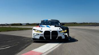 Megmutatták a BMW M4 új versenyváltozatát