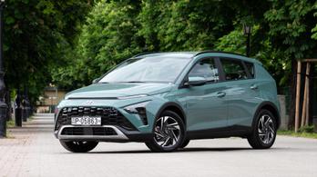 Bemutató: Hyundai Bayon – 2021.