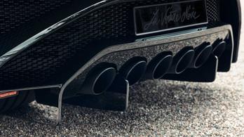 Ilyen lett a legdrágább Bugatti