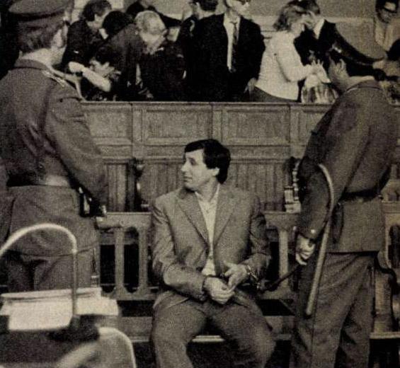Soós Lajos a bíróságon