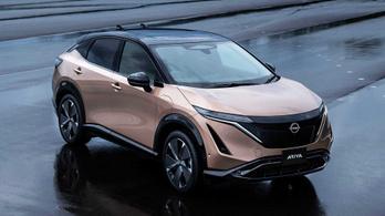 Legalább fél évet késik a Nissan Ariya