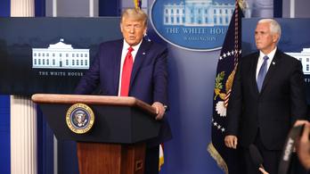 Mike Pence: sosem fogunk egyetérteni Donald Trumppal