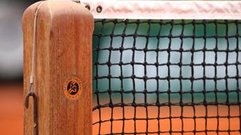 Bundabotrány robbant ki a Roland Garroson