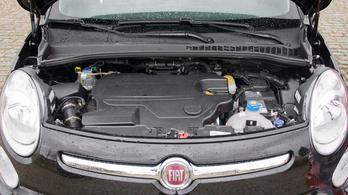 Zabál az új Fiat 500-as