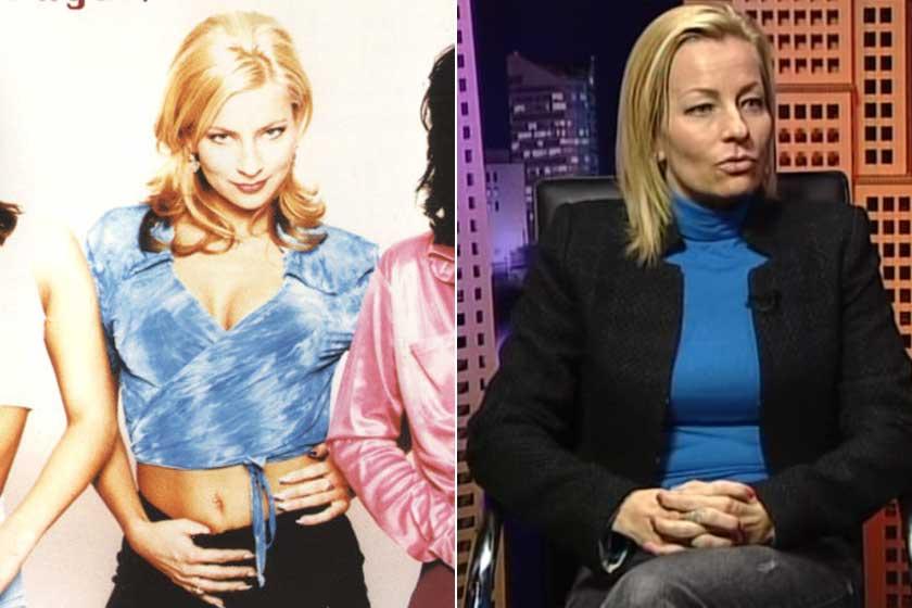 Hertelendy Klára 1997-ben a Jó estét nyár, jó estét szerelem albumborítóján és 2013-ban a Forever TV műsorának vendégeként.