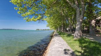 Csökkenteni kell a Balaton vízszintjét