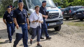 Négy hónapja keresik Müller Cecília fenyegetőjét