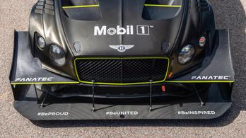 750 lóerős szörnyet zúdít Pikes Peakre a Bentley