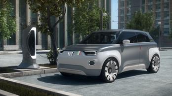 Az évtized végére tisztán elektromosra vált a Fiat