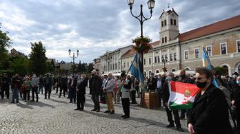 Majdnem megünnepelték a román királyság napját Sepsiszentgyörgyön